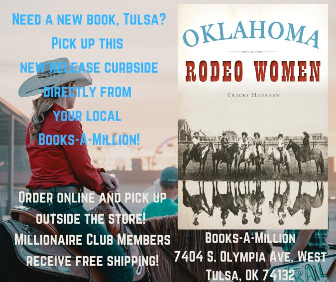 BAM- Oklahoma Rodeo Women